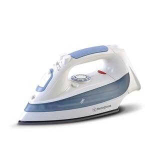 Westinghouse Steam Iron, Blue
