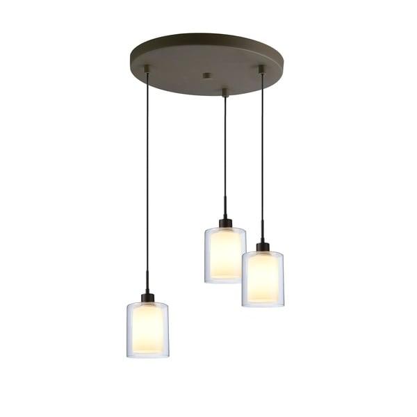 Woodbridge Lighting 14724MEB Alaina 3-light Cluster