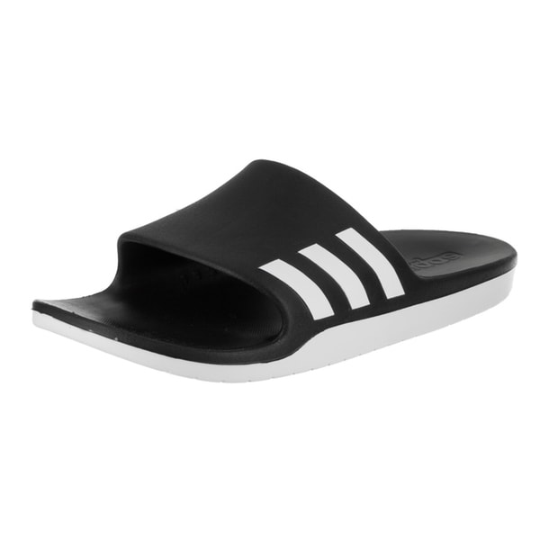 c8442fb4fab Shop Adidas Men s Aqualette CF Sandal - Free Shipping On Orders Over ...
