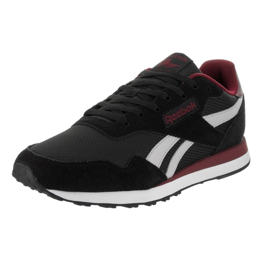 Reebok Men's Royal Ultra Classic Casual Shoe (9), Black (...