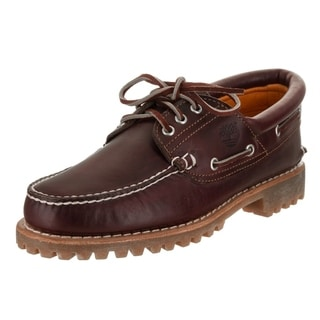 Timberland Men's Traditional 3-Eye Handsewn Lug Casual Shoe
