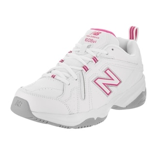 New Balance Women's 608v4 (Wide) Training Shoe