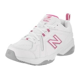 New Balance Women's 608v4 (Wide) Training Shoe