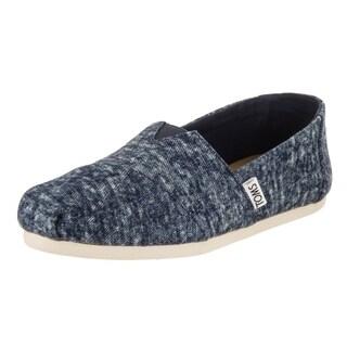 Toms Women's Classic Denim Casual Shoe
