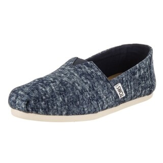 Toms Women's Classic Denim Casual Shoe