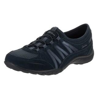 Skechers Women's Breathe-Easy - Ransom (Wide) Casual Shoe