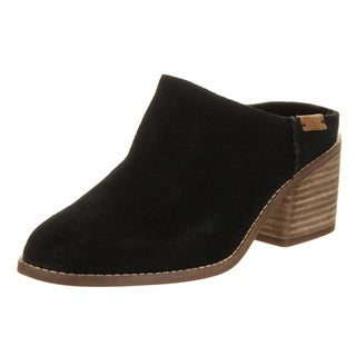 Toms Women's Leila Mule Casual Shoe (4 options available)