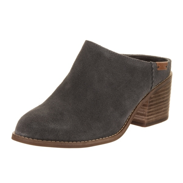 2d94272bdba Shop Toms Women s Leila Mule Casual Shoe - On Sale - Ships To Canada ...