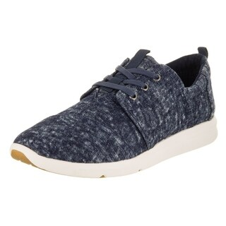 Toms Women's Del Rey Denim Casual Shoe