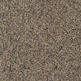 "Mohawk Cutler 24"" x 24"" Carpet tile in MAJOLICA TIN"