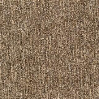 """Mohawk Cutler 24"""" x 24"""" Carpet tile in BISCOTTI CRUNCH"""