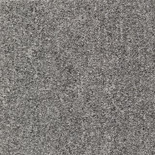 "Mohawk Cutler 24"" x 24"" Carpet tile in SILVERY NICKEL