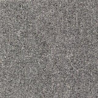 """Mohawk Cutler 24"""" x 24"""" Carpet tile in SILVERY NICKEL"""