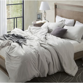 Duvet Cover Silver Birch Supersoft Bedding