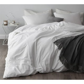 Duvet Cover White Supersoft Bedding