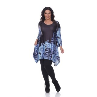 White Mark Plus Size 'Rella' Tunic (More options available)
