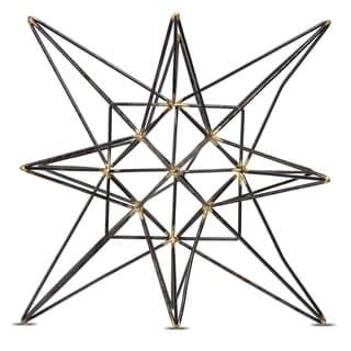 American Art Decor Metal Star Figurine Table Top Decor Sculpture (Large)