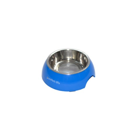 Purrrfect Life Stainless Steel Cat Bowl Set