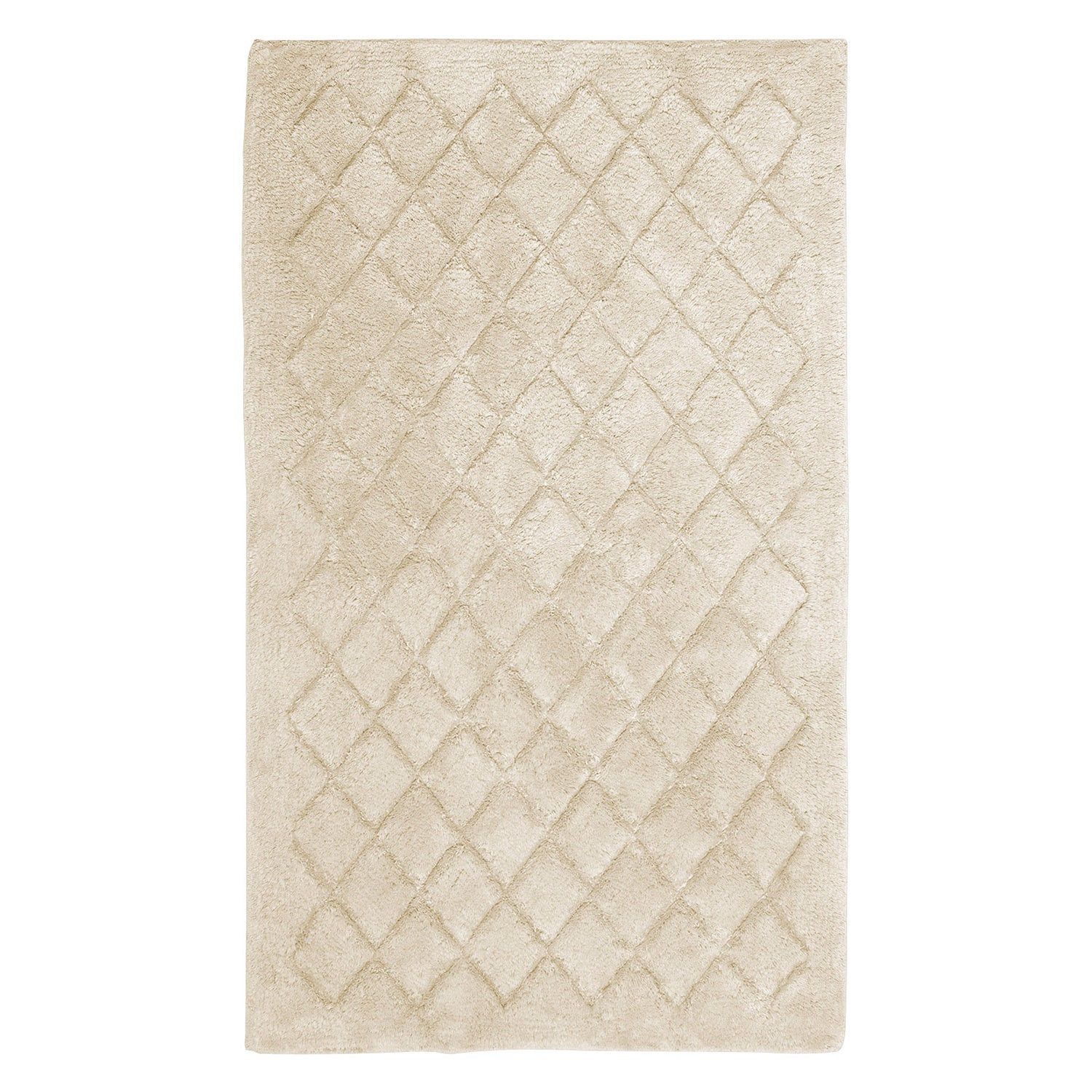 Avanti Solid Color Bathroom Bath Rug (27 x 45) (As Is Ite...