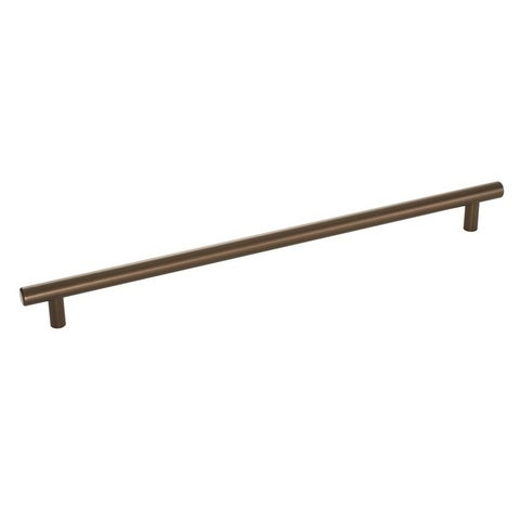 Bar Pulls 18 in (457 mm) Center-to-Center Caramel Bronze Appliance Pull