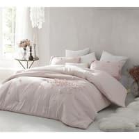 BYB Petals Handsewn Comforter - Soft Ice Pink