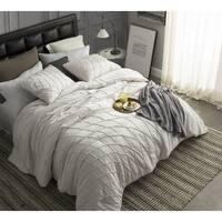 BYB Twist Texture Comforter - Jet Stream