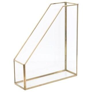 Renwil Ivory Glass folder organizer