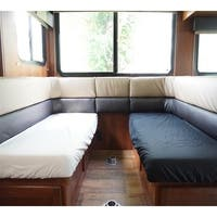 Short Single - RV Bedding (Available in 4 Colors)