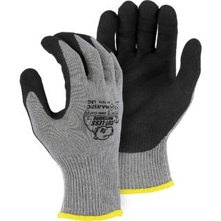 Majestic 35-7675 Extreme Cut Resistant Level 5 Sandy Nitrile Gloves 1 Pair