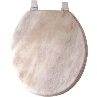 Veneer Series 17'' Marble Toilet Seats