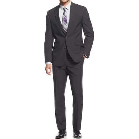 Braveman Men's Classic Fit 2 Piece Suit