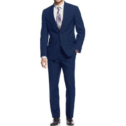 Braveman Men's Classic Fit 2-piece Suit