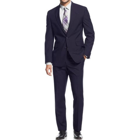 Braveman Men's Classic Fit 2 Piece Suit