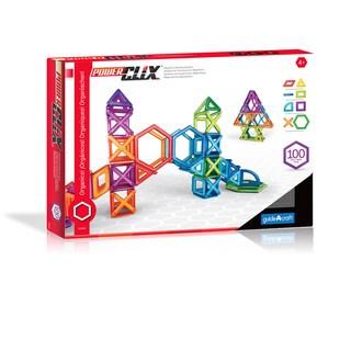 Guidecraft PowerClix® Frames, 100 Piece Set