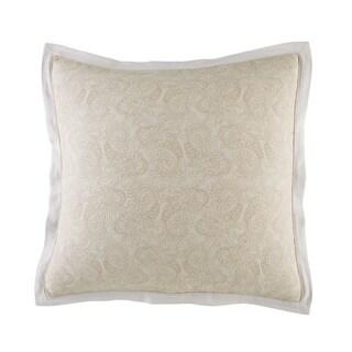 Cela 26-inch Off-white Euro Sham