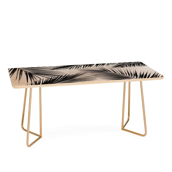 Mareike Boehmer Palm Leaves 10 Coffee Table