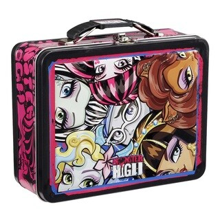 Monster High Tin Lunch/Toy Box