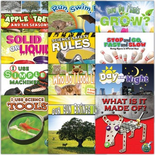 My Science Library Set of 12, Grades K-1
