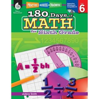 180 Days of Math, Grade 6