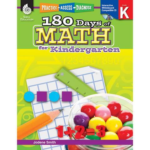 180 Days of Math, Grade K