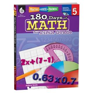 180 Days of Math, Grade 5