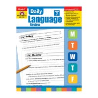 Daily Language Review Teacher's Edition, Grade 7