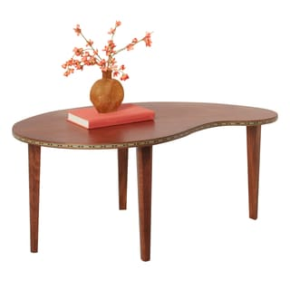Exceptional Clearance. Handmade Bean Shape Table (Lebanon)
