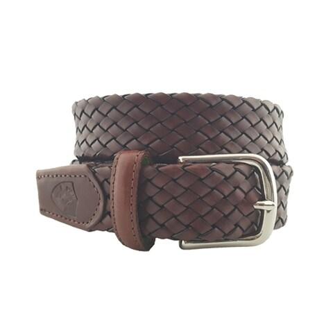 Bucks Club The Ranger Mahogany Men's Belt