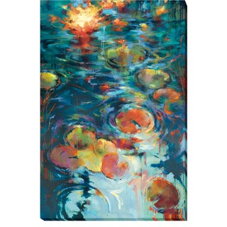 Dancing on the Water by Donna Young Gallery-Wrapped Canvas Giclee Art