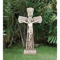 23.5 inch Garden Crucifix