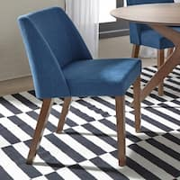 Space Savers Modern Upholstered Nido Dinette Chair (Set of 2)