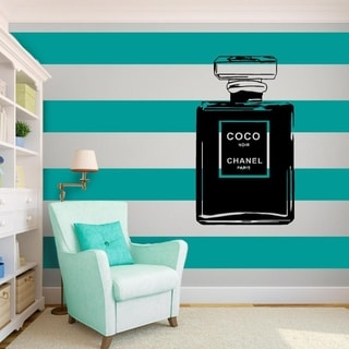 Coco Chanel Wall Vinyl Art