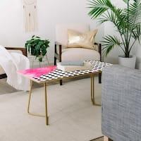 Emanuela Carratoni Dripped Polka Dots Coffee Table