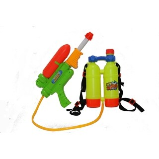 SINTECHNO S-ARW003B Water Blaster with Backpack Double Water Tanks